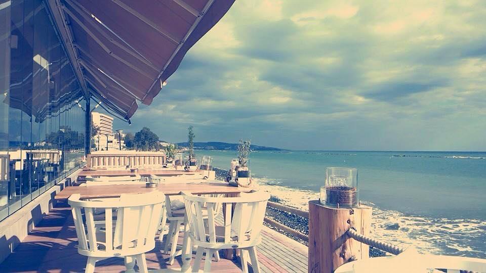 la isla terasa Vacanță Cipru