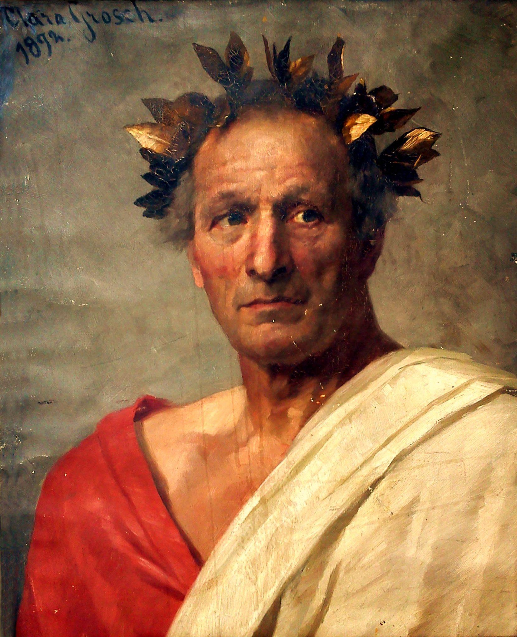 Julius Caesar Zarurile au fost aruncate