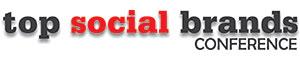 Top Social Brands 2016 logo