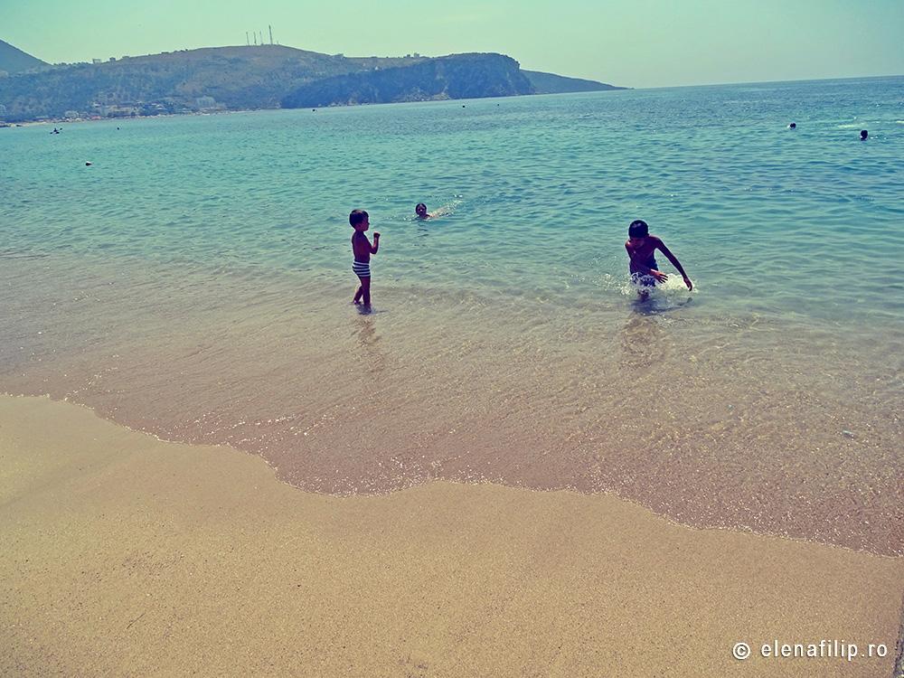 La mare în Albania