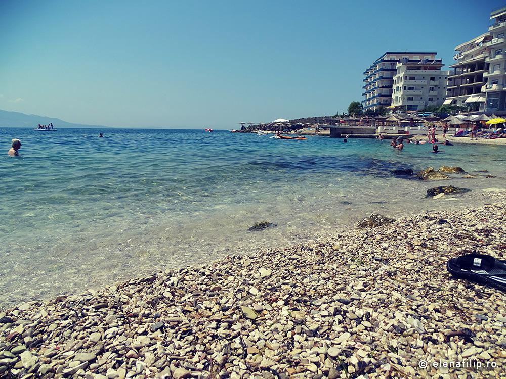 Vacanță în Sarandë
