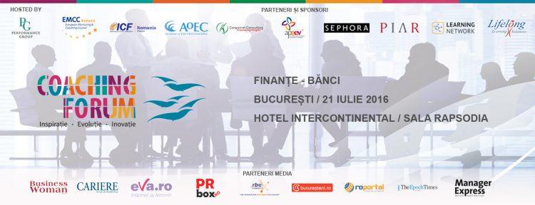 Coaching Forum 2016