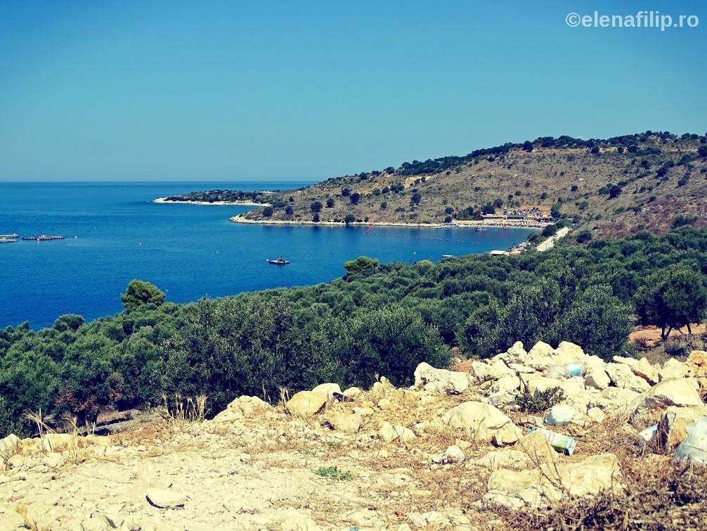 Vacanță în Ksamil