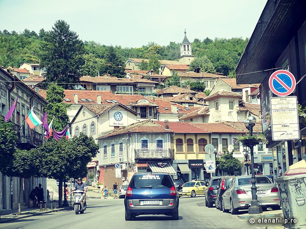 Vacanță în Veliko Tarnovo