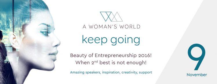 femei în afaceri conferință