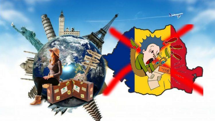 cum pierde România turiști