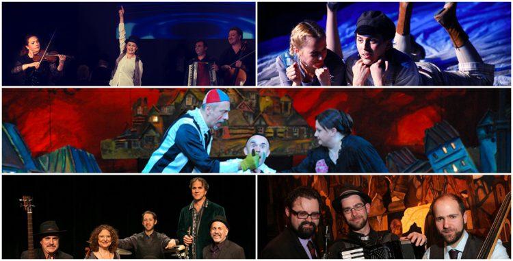 Festivalul Internațional de Teatru Idiș debutează la București