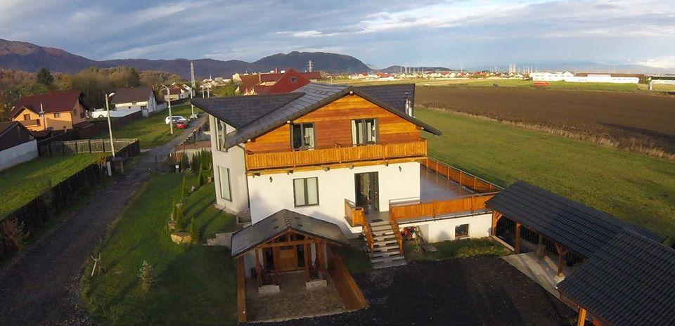 villa swiss săcele