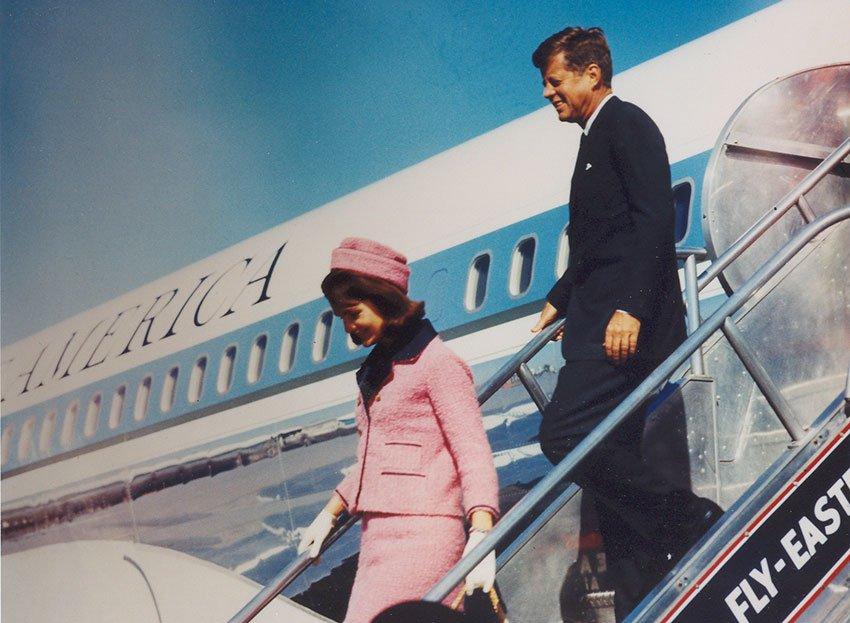 despre JFK și Jackie Kennedy