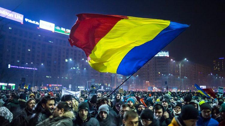 protest romania amnistie si gratiere