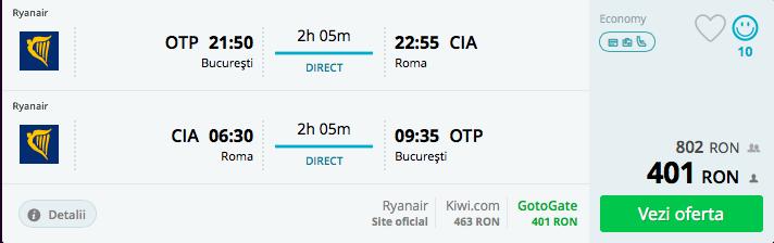 vacanță ieftină Rusalii