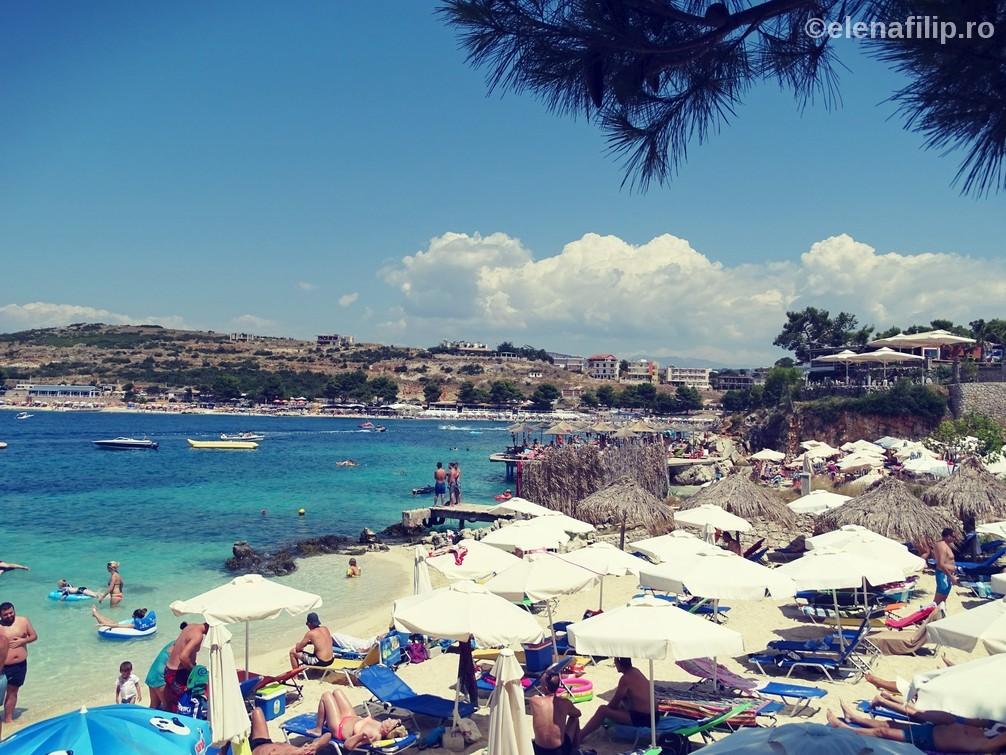 cea mai frumoasă plajă din Albania