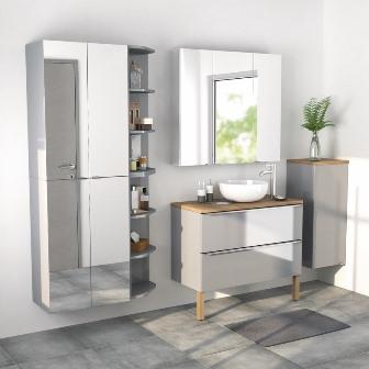 mobilier baie mică