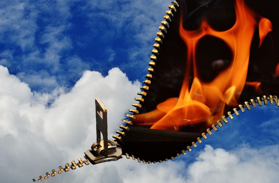 arde în iad