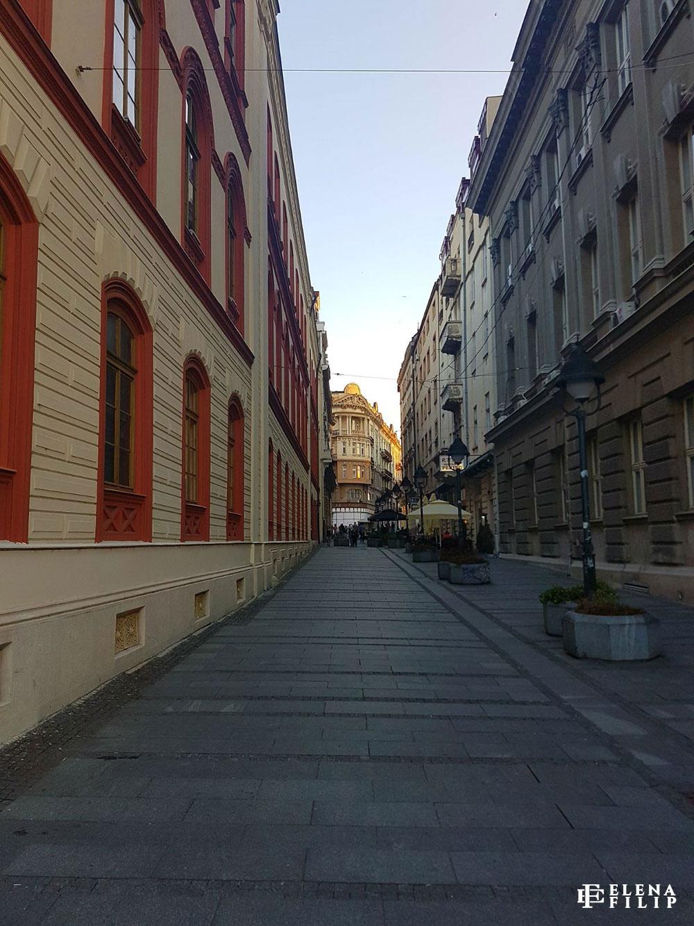 belgrad centru vechi