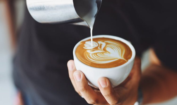 espressor latte