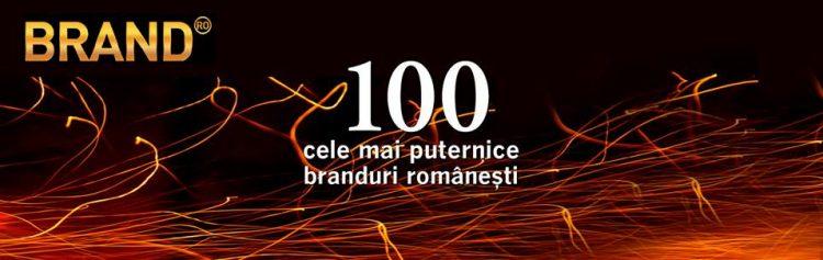 cele mai puternice branduri romanesti