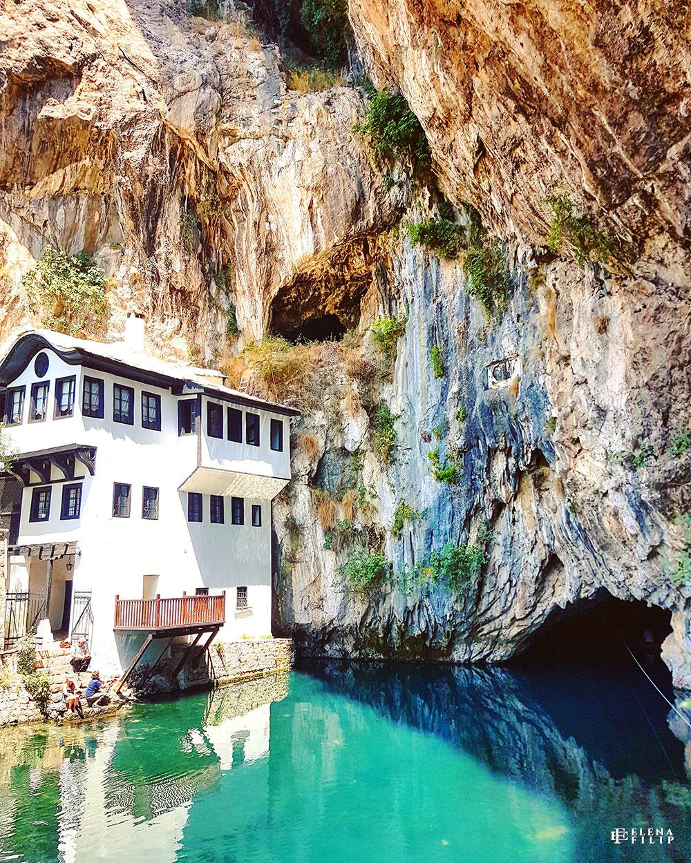 mănăstire Blagaj