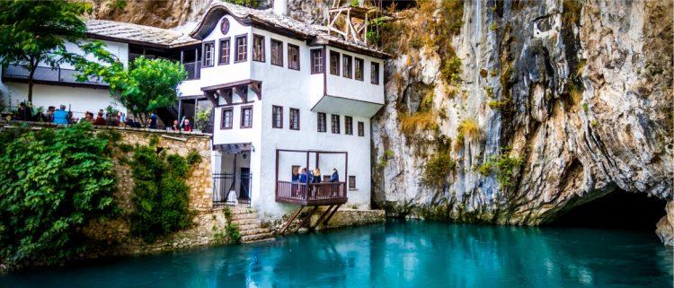 ilidza monastery