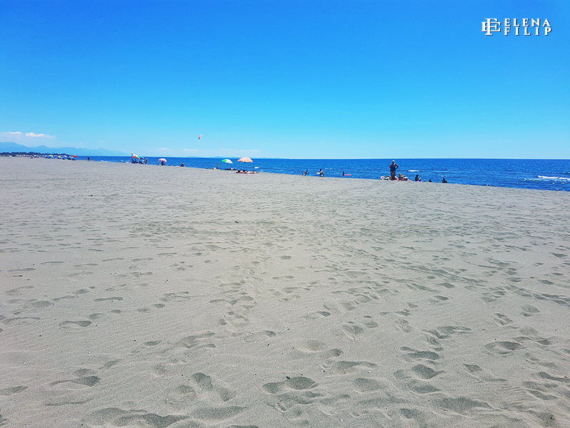 plaja nisip ulcinj