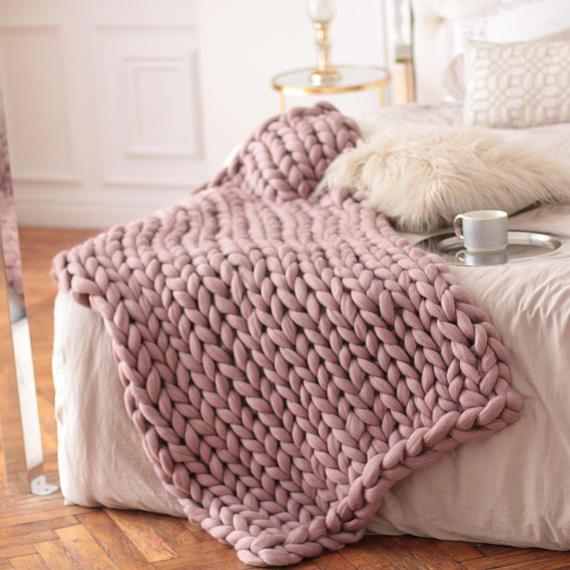 patura lana gigant